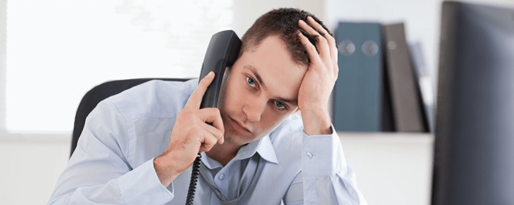 salespeople don't like cold calling