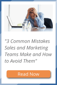 3 common mistakes sales teams make