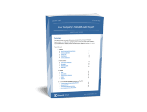 HubSpot Audit Report