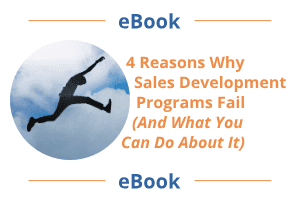 why sales development programs fail ebook